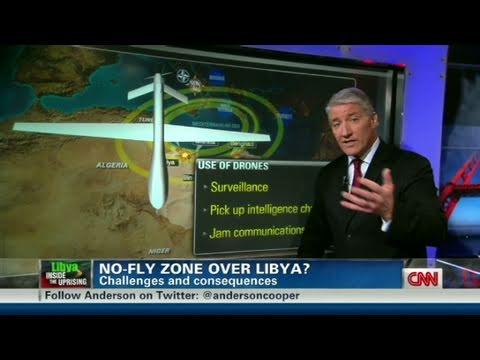 CNN: A closer look at Libyan no-fly zone