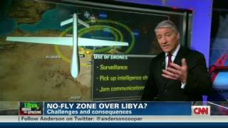 CNN: A closer look at Libyan no-fly zone