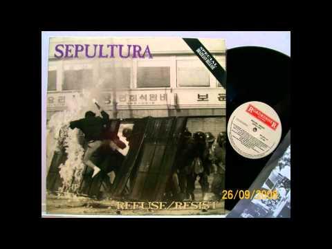 Sepultura - Drug me (Cover Dead Kennedys)