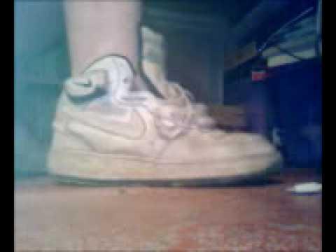 Very Well Worn Nike Air Force 1 YouTube