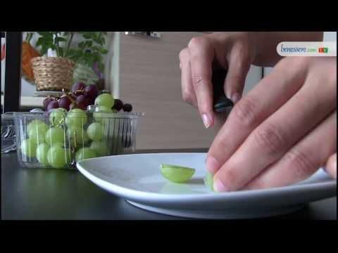 Le proprietà nutrizionali dell'uva
