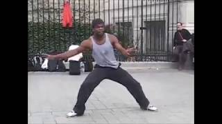 amazing dance of black guy finally he break the record of micheal jackson 100%