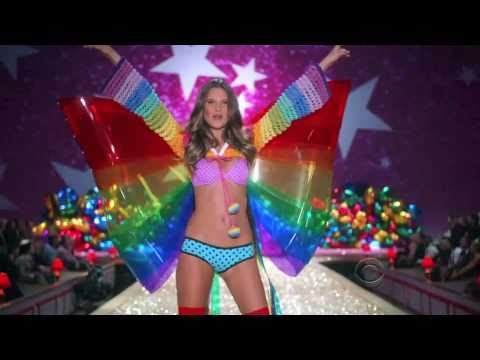 Victoria Secret Fashion Show Behati Prinsloo Best Of 2007-2010