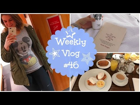 I'M ONE OF THOSE PEOPLE NOW | Weekly Vlog #46