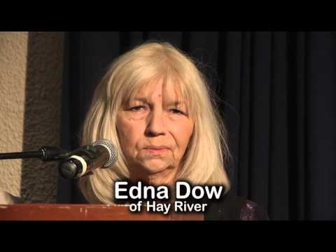 Edna Dow of Hay River NWT - 25th Anniversary Wise Women Award Winner