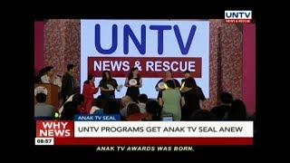 UNTV programs get Anak TV seal anew