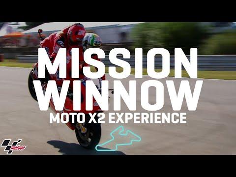 Mission Winnow Moto X2 Experience   2019 #CzechGP