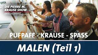 Pufpaff – Krause – Spaß | Malen (Teil 1)
