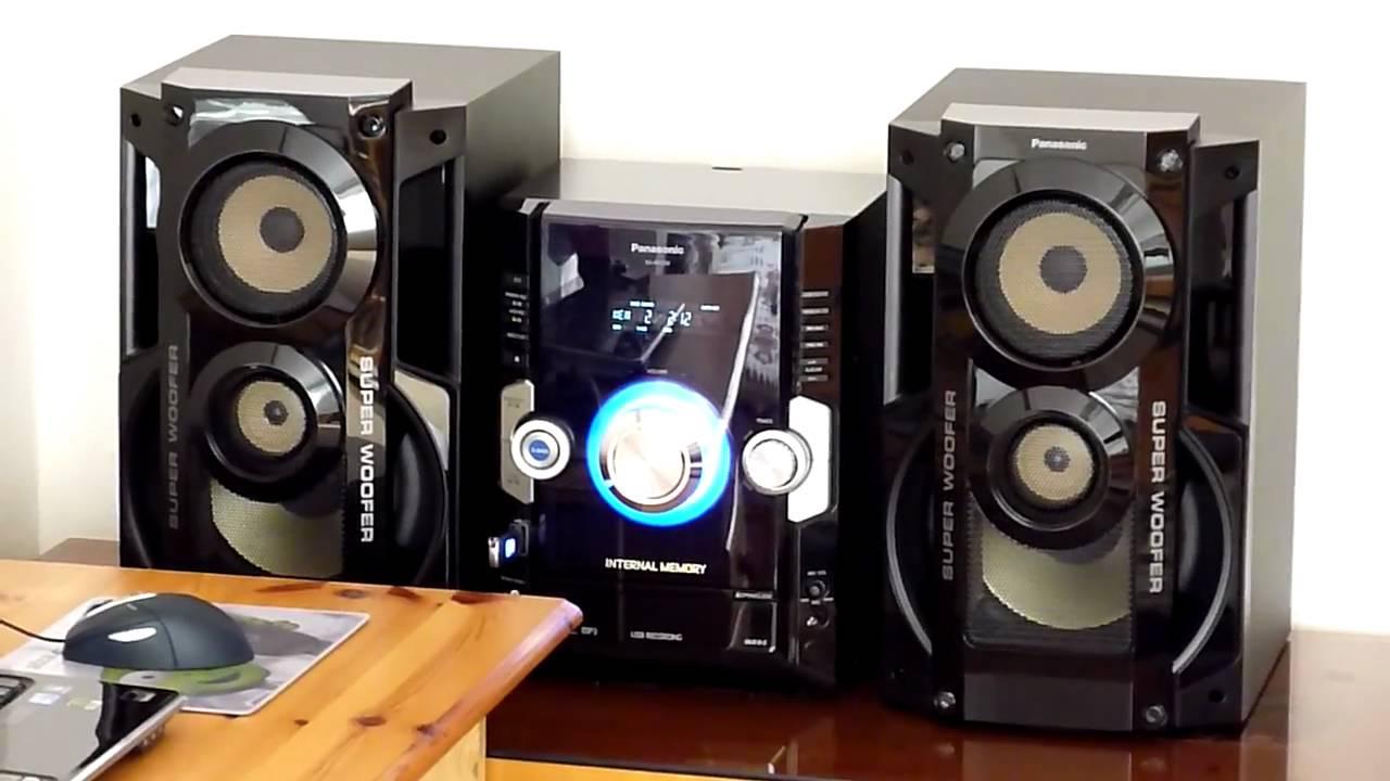 Panasonic Sc-akx50