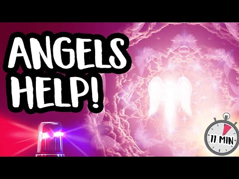 Angel Emergency Call Meditation! ✨🚨😇