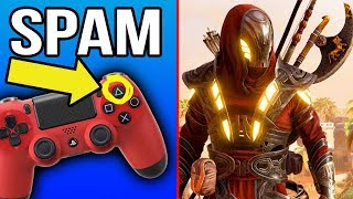 Assassin's Creed Origins CHEATS BEST ARMOR GUIDE Outfits Unlimited Money Leveling Guide FAST PARODY