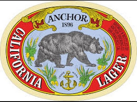 Anchor Brewing Company - (Zymaster Series No. 1) California Lager 4.9% (With Ronald Theriot)