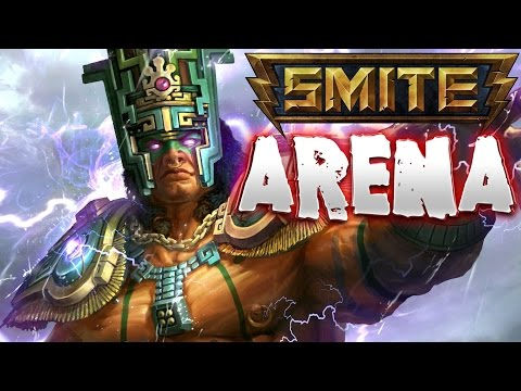 "SMITE - Chaac Arena Gameplay ""Dont kiss me bro"""