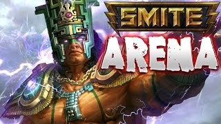 """SMITE - Chaac Arena Gameplay """"Dont kiss me bro"""""""