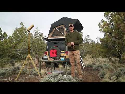Jeep Camping Overland Style - Remote Oregon High Desert Trip - Pt 2