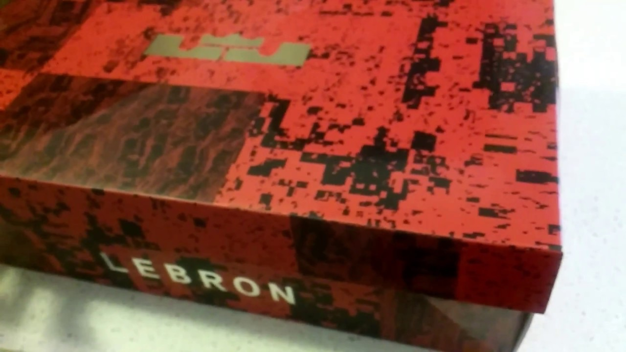bc460807641 LeBron zoom witness University red