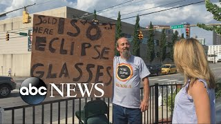 Eclipse fever hits the nation thumbnail