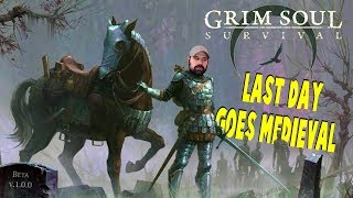 Last Day On Earth Goes Medieval | Grim Soul Survival