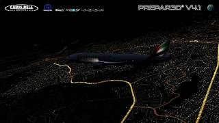 Prepar3D V4 - Black Marble series - very quick look - 4K