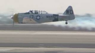 2010 Mcas Miramar Air Show - John Collver At-6 Texan War Dog