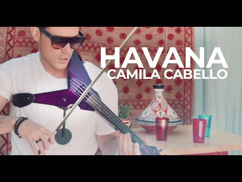HAVANA (Violin Cover by Robert Mendoza) [OFFICIAL VIDEO]
