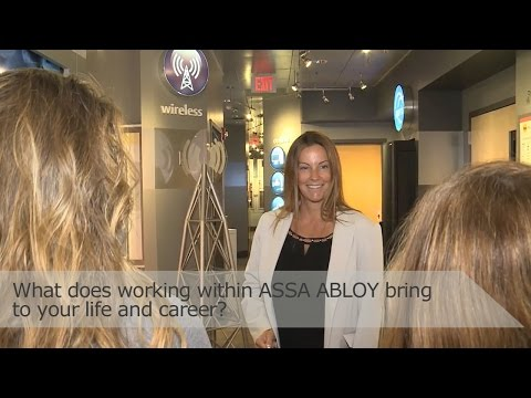 ASSA ABLOY Americas Careers: Open the door to your future