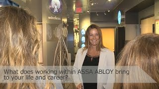 Open the door to your future with an ASSA ABLOY Career