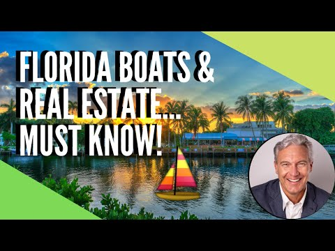 Need to Know! Florida Waterfront Property w/Boat Docks- CRITICAL Information for Buyers & Boaters!