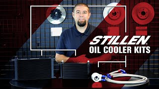 homepage tile video photo for STILLEN Oil Cooler Kits | Nissan 370Z and Infiniti G37 |  VQ37VHR