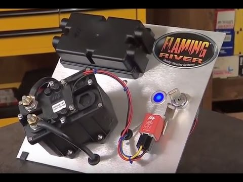 Flaming River Electro Wizard Automatic Battery Disconnect