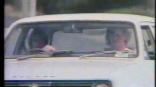 Holden Cars - Football, Meat Pies, Kangaroos  (australian Ad, 1970's)