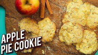 Apple Pie Cookie Recipe - Homemade Eggless Apple Cookies -  Diwali Snack Recipe - Bhumika Bhurani