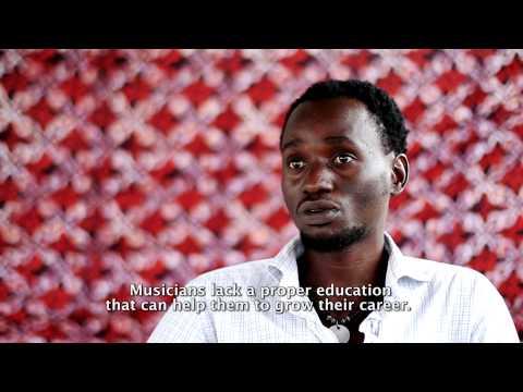 Meet the Artist - Nelius Sostenes C. - Singer and Musician - Dar Es Salaam (n.1)