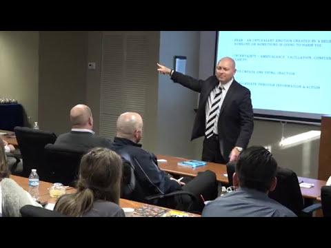 Coach Burt Live Coaching at Accurate Mortgage