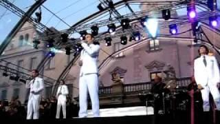 """Adoro """"Freiheit"""" Live 31.07.2010 Thurn & Taxis Schlossfestspiele Regensburg Open Air (1)"""