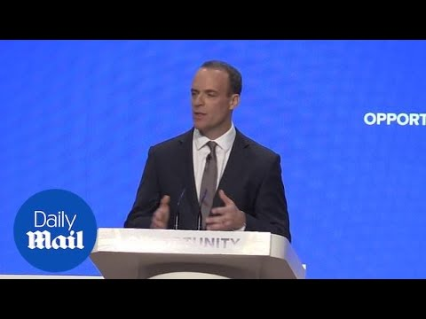 Dominic Raab: 'Labour extremists use fanaticism against the Jews'