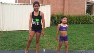 How To Do Cartwheels For Beginners Tutorial