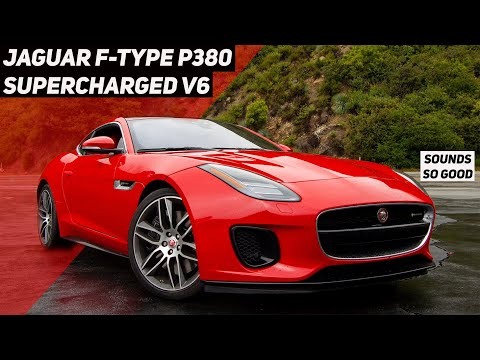 2019 Jaguar F-TYPE Coupe P380 Supercharged V6 Review