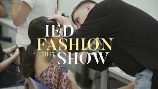 IED Fashion Show. La pasarela de las nuevas generaciones de moda