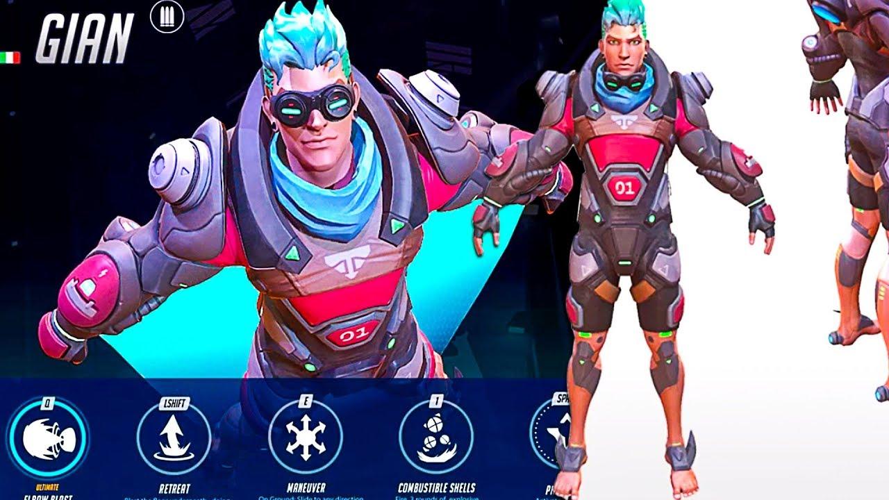 Download Top 5 OP Fan Hero Concepts - Overwatch
