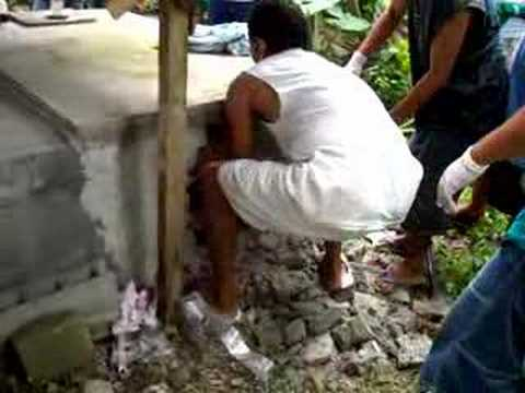Exhumation Youtube