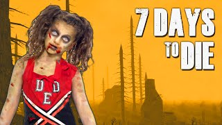 Zombie High School ★ 7 Days To Die (3) - Zombie Games