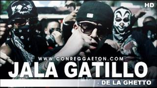 Jala Gatillo- De La Ghetto (2011 New @ Music)