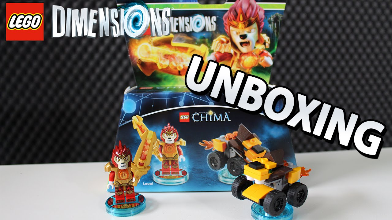 how to build lego dimensions chima