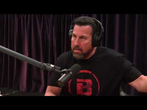 Joe Rogan - Big John McCarthy Explains 12-6 Elbow Rule