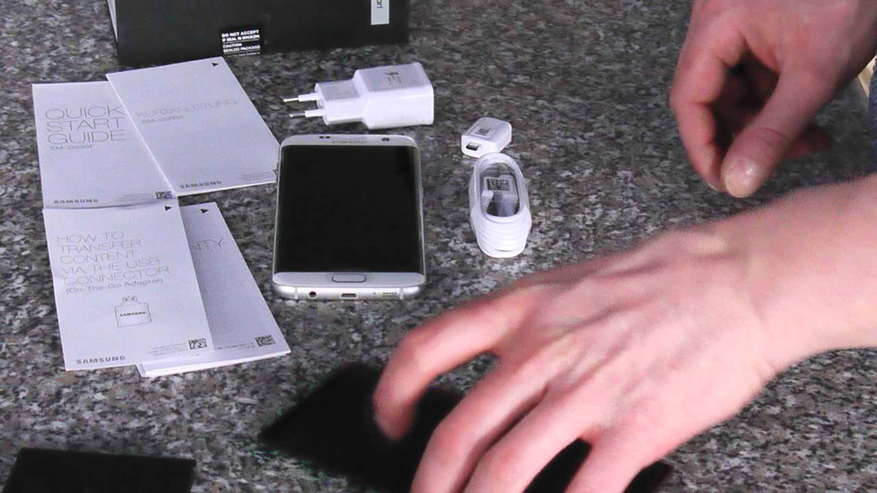 Samsung galaxy s7 edge unboxing deutsch 4k youtube - Samsung Galaxy S7 Edge Unboxing Deutsch 4k Vr Brille