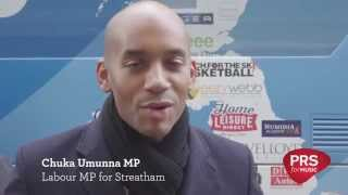 Interview with Chuka Umunna