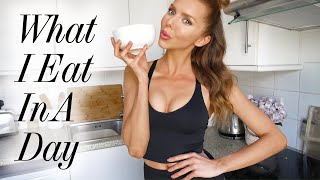 WHAT I EAT IN A DAY // Secrets to staying slim!