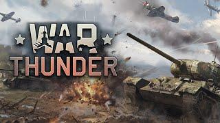 War Thunder - Тяжелый Мощный Танк #33