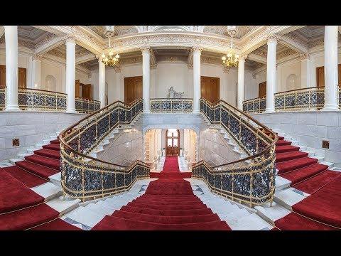 Музей Фаберже в Санкт-Петербурге/Fabergé Museum in Saint Petersburg, Russia